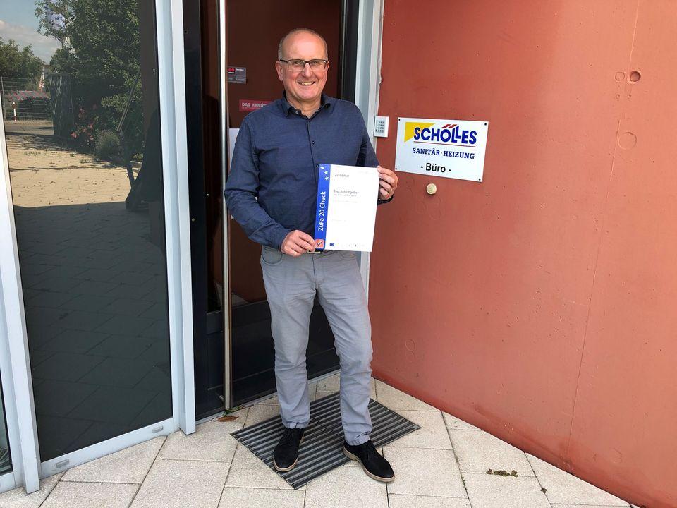 Wir gratulieren Schölles GmbH & Co. KG zu Ihrer Auszeichnung als Top-Arbeitgeber