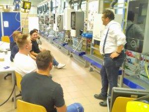 Gesellentag 2019 der Innung Sanitär-Heizung-Klempnertechnik Vorderpfalz